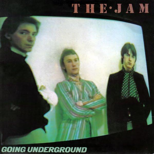 1.22 the jam - going underground