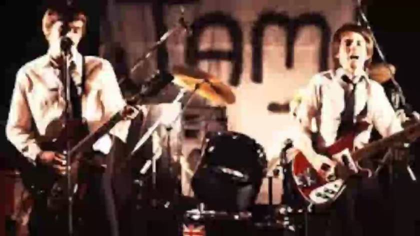 1.22 the jam live 1979