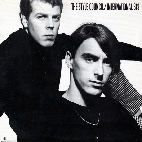 1.23 the style council - internationalists lp