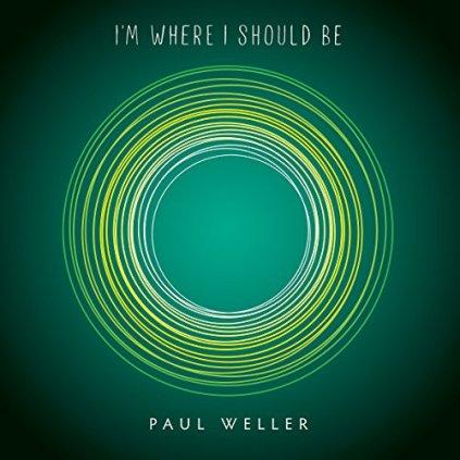 1.24 25.paul weller - i'm where i should be