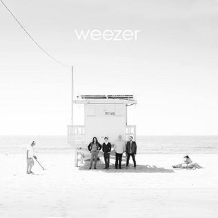 1.28 weezer - white album