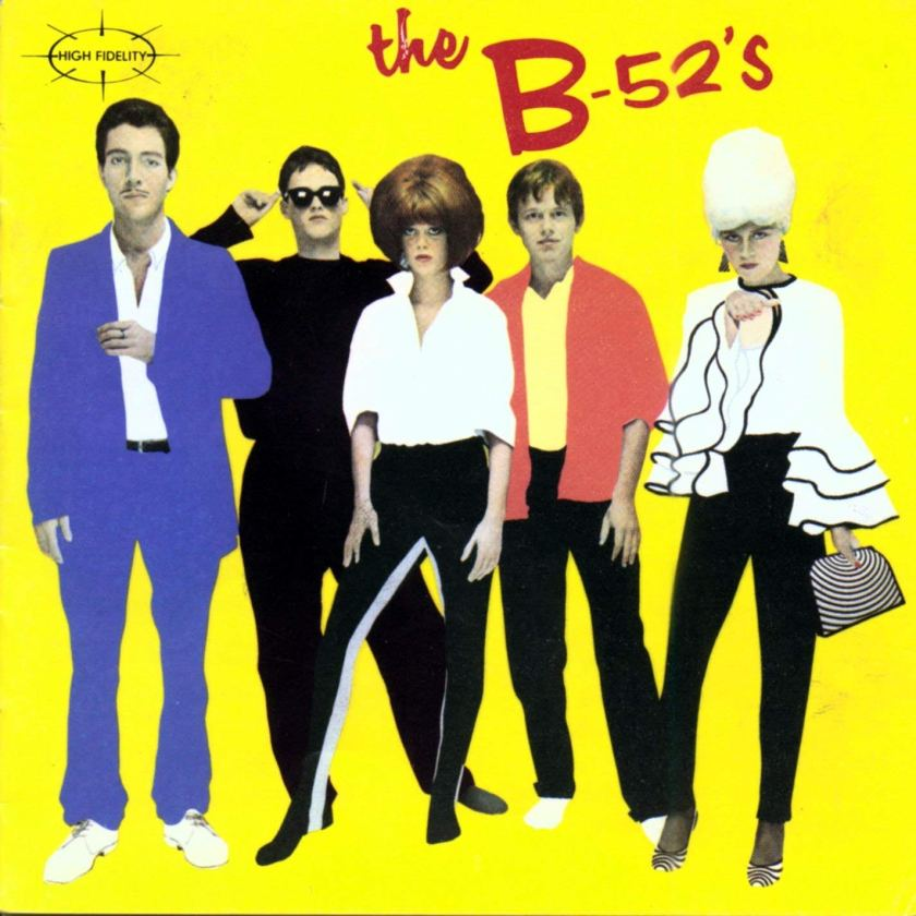 2.28 The B-52's first album