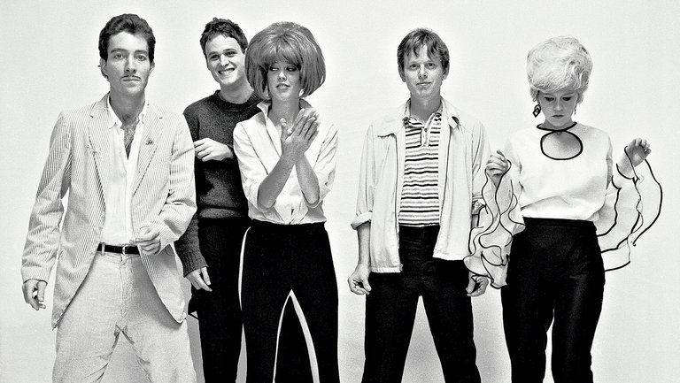 2.28 The B-52's