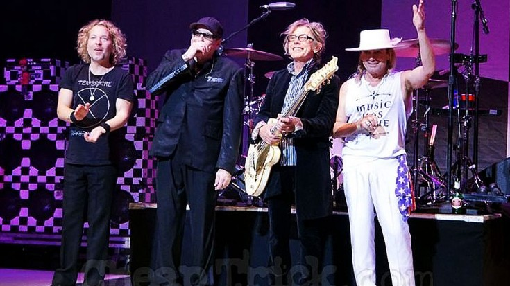 4.1 Cheap Trick today