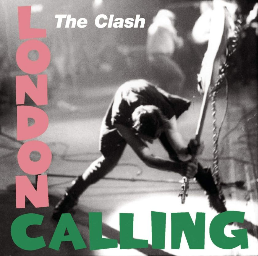 4.22 The Clash - London Calling