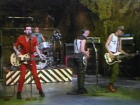 4.22 The Clash on SNL