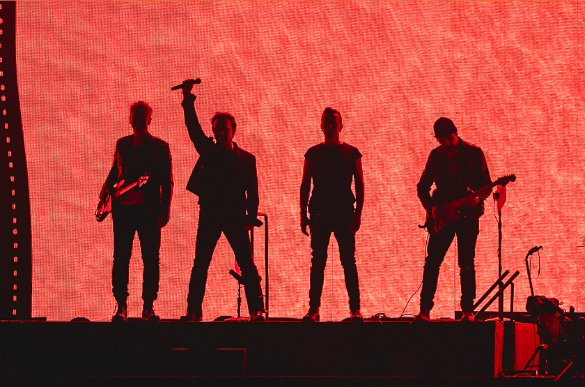 5.1 U2 2017 The Joshua Tree tour