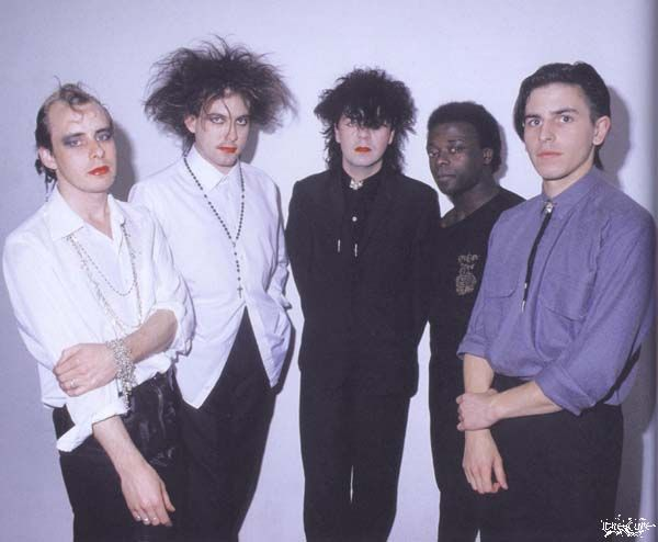 5.2 The Cure 1984