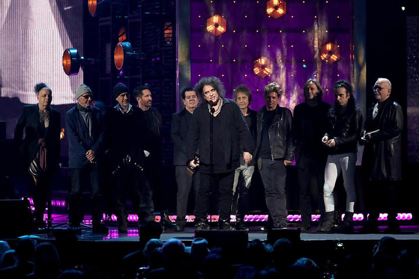 5.2 The Cure RRHOF Induction