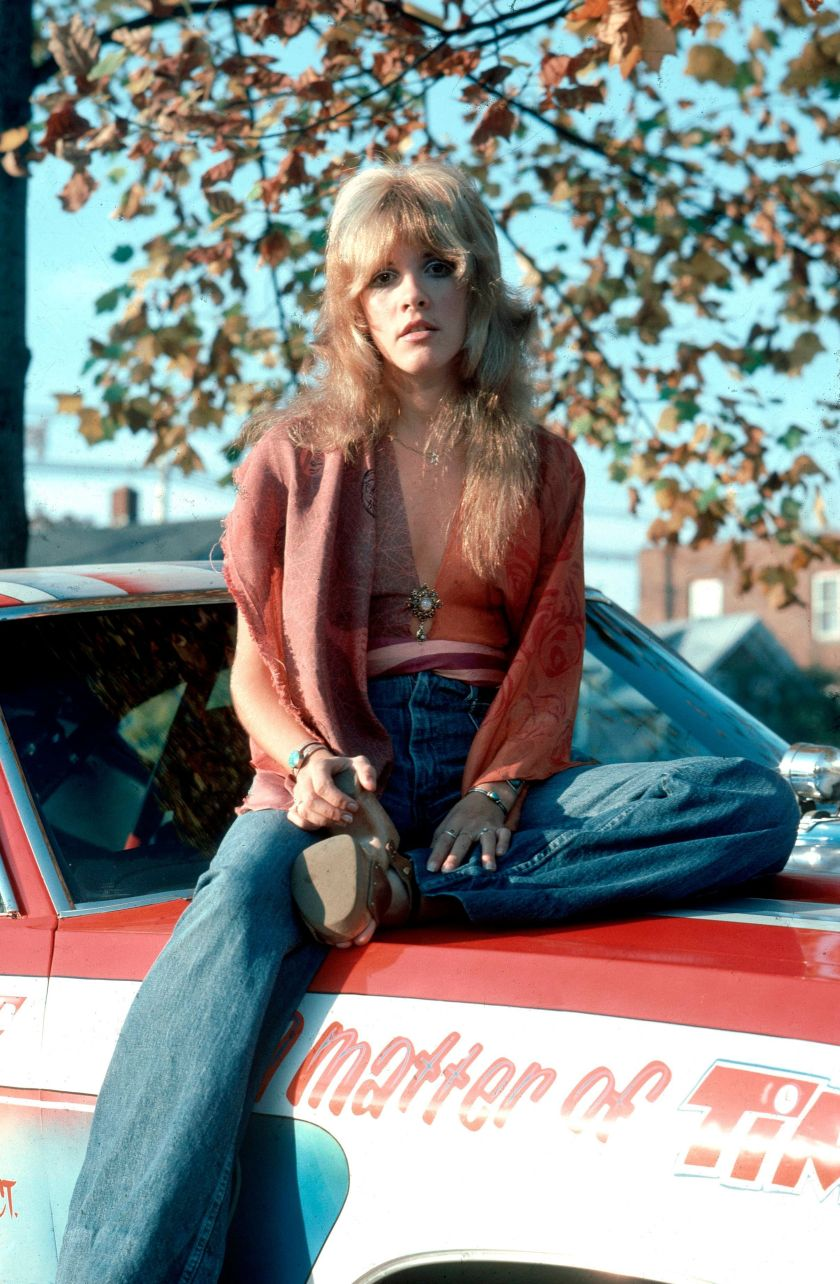 5.3 Stevie Nicks 70s