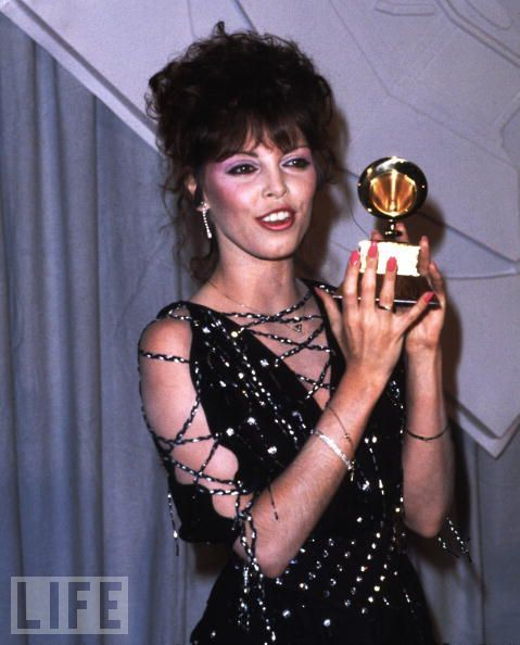 5.6 Pat Benatar Grammy