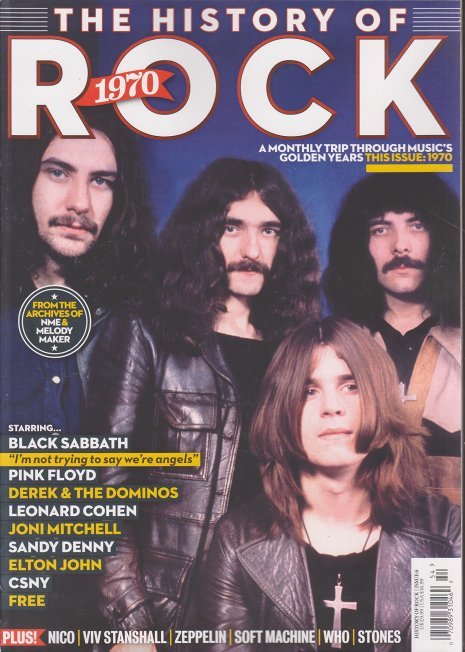 1970 History of Rock