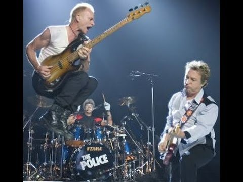 7.10 The Police live
