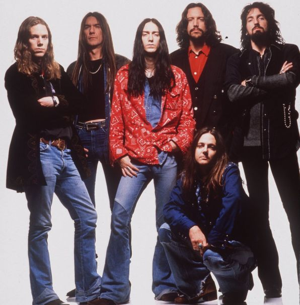 7.15 blackcrowes