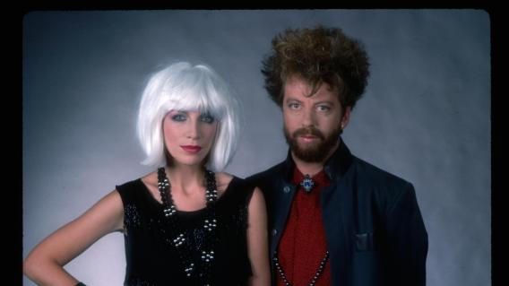 7.22 Eurythmics 85