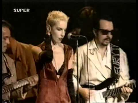 7.22 Eurythmics live