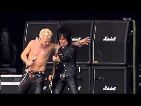 7.23 billy idol live