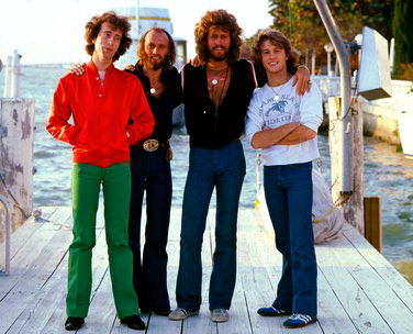 8.15 bee-gees 80s