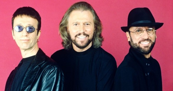 8.15 bee-gees 90s