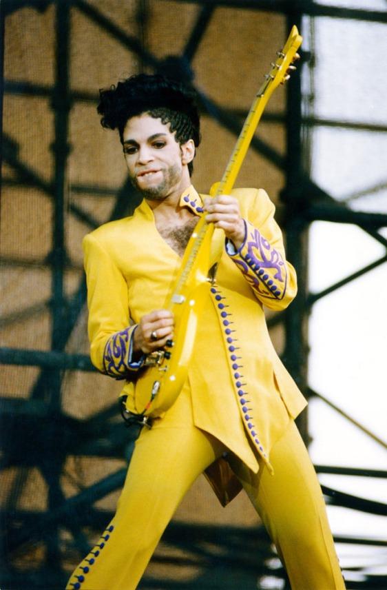 Prince, 1992