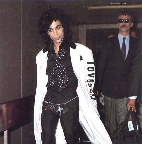 8.19 Prince Lovesexy Tour 1988