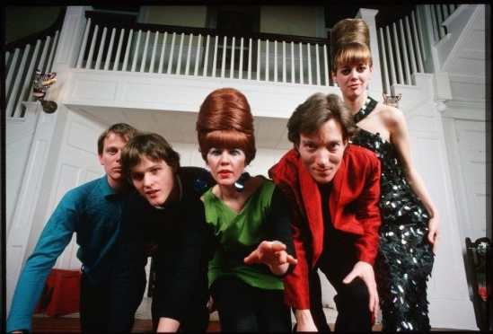 9.18 the b-52's
