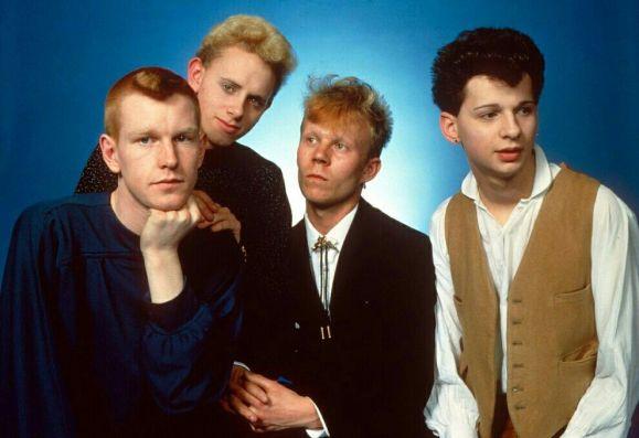 10.22 Depeche Mode 1981