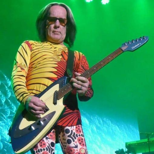 10.24 Todd Rundgren guitar hero