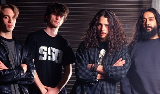 10.29 Soundgarden 1991