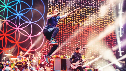 11.12 Coldplay in concert
