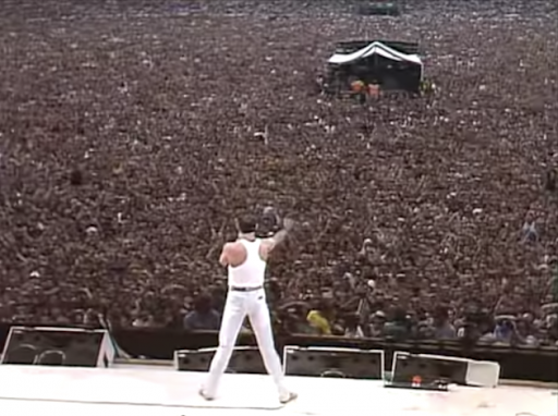 2.6 QUEEN live aid