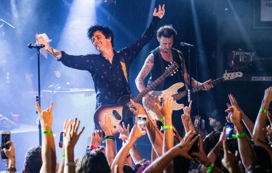 3.26 green day live 2000