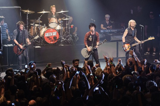 Green Day In Concert -  New York, NY
