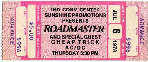 3.27 roadmaster ticket