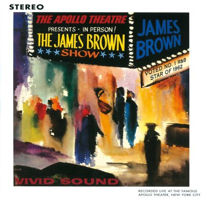 5.19 James Brown - Live at the Apollo