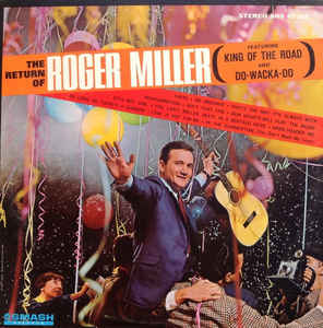 5.19 Roger Miller - The Return of Roger Miller