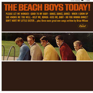 5.19 The Beach Boys - The Beach Boys Today!