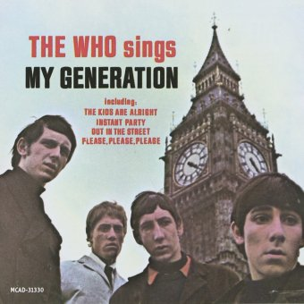 5.19 The Who - The Who Sings My Generation