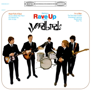 5.19 The Yardbirds - Having a Rave Up with The Yardbirds