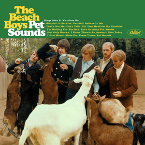 5.20 The Beach Boys - Pet Sounds