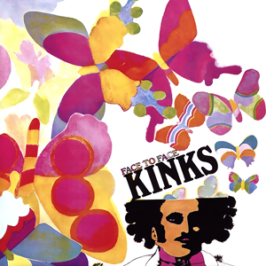 5.20 The Kinks - Face to Face