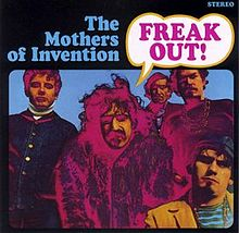 5.20 The Mothers of Invention - Freak Out