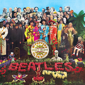 5.22 The Beatles - Sgt. Pepper's Lonely Hearts Club Band