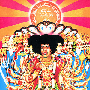 5.22 The Jimi Hendrix Experience - Axis Bold as Love