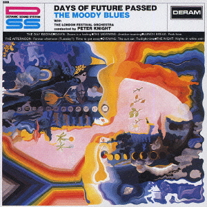 5.22 The Moody Blues - Days of Future Passed
