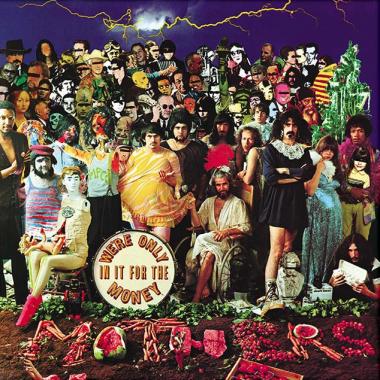 5.22 The Mothers of Invention - We're Only in It for the Money