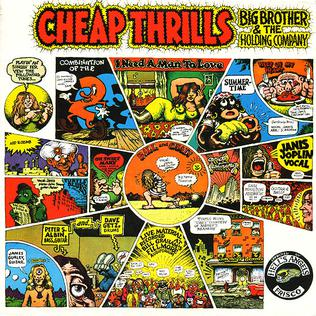5.24 Big Brother & the Holding Company - Cheap Thrills