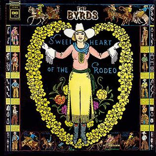 5.24 The Byrds - Sweetheart of the Rodeo