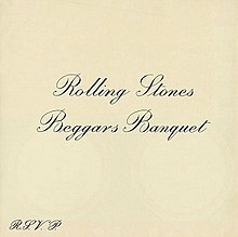 5.24 The Rolling Stones - Beggars Banquet