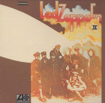 5.25 Led Zeppelin - Led Zeppelin II